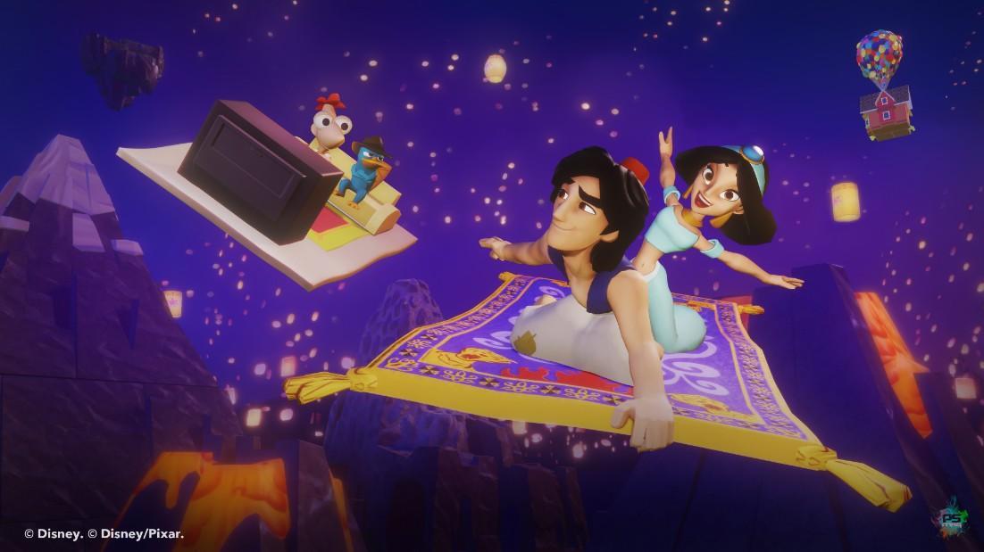 Psmag Disney Infinity News Disney Infinity Annonce L Arrivee D