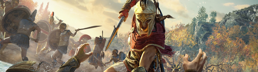 test de Assassin's Creed Odyssey