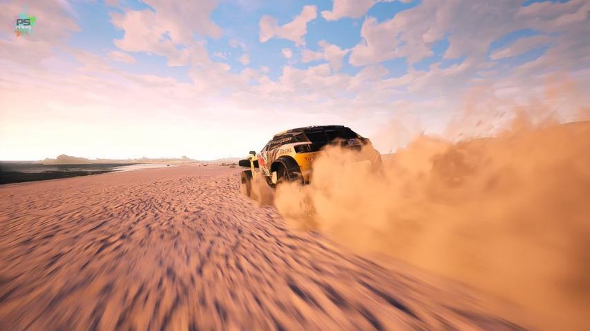 test de Dakar 18