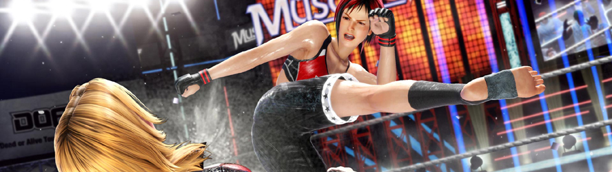 test de Dead or Alive 6