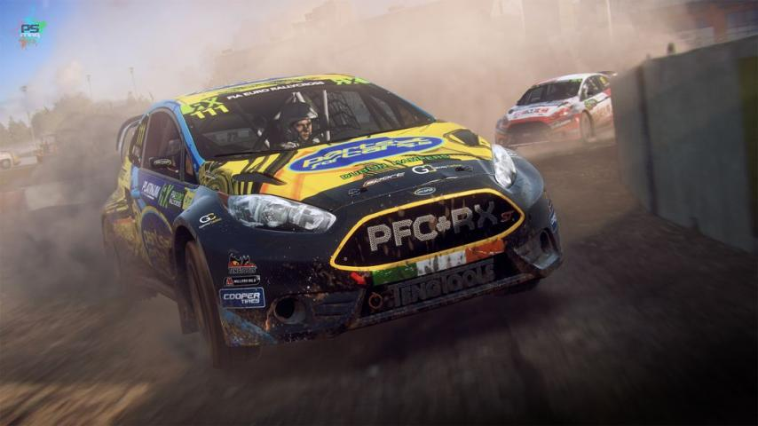 test de DiRT Rally 2.0