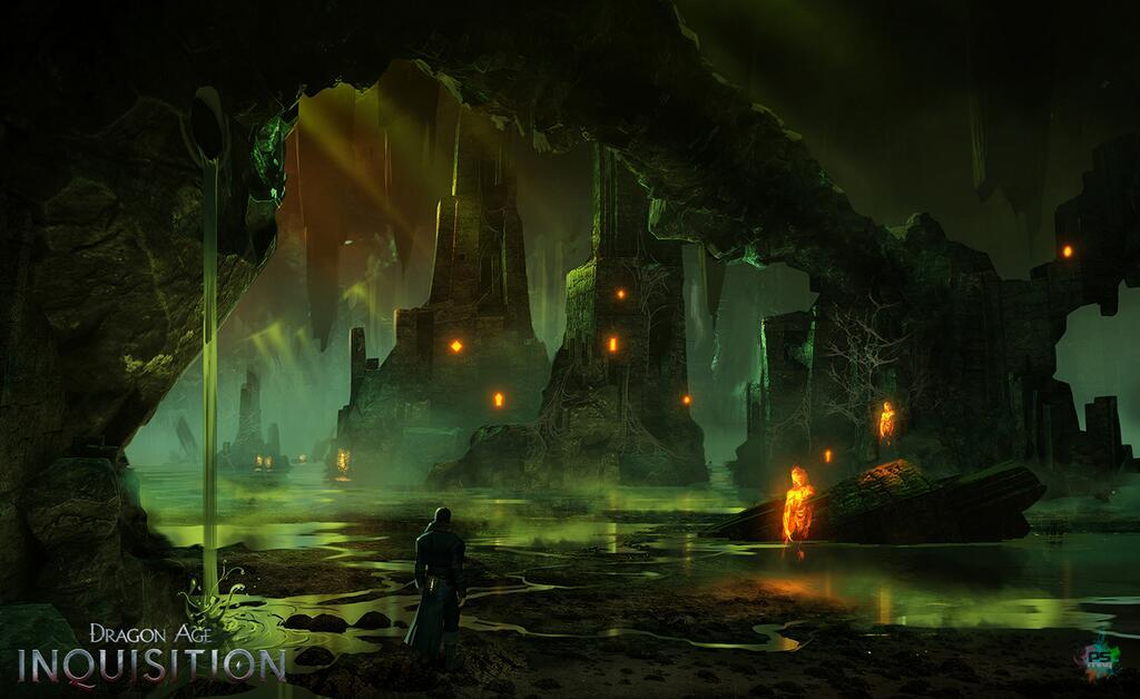 Pics Photos - Dragon Age Iii Inquisition Release Date News And Rumors