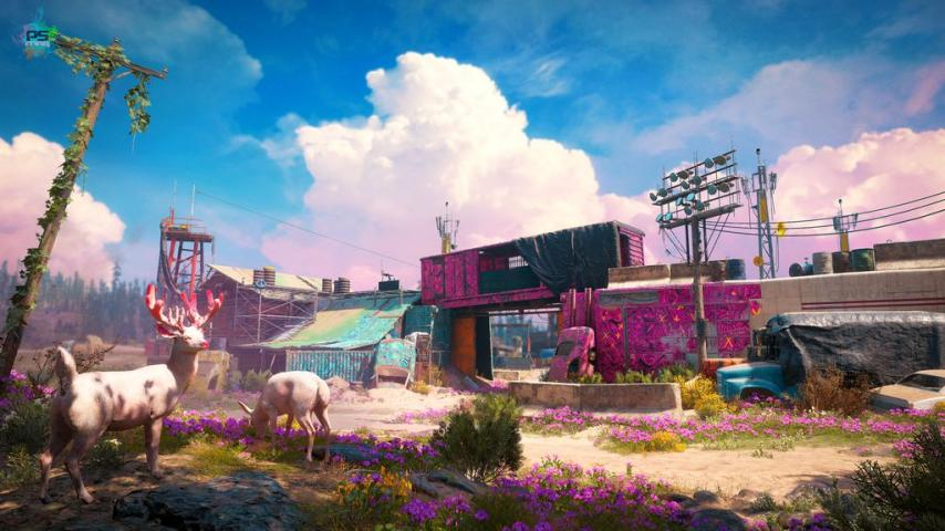 test de Far Cry New Dawn