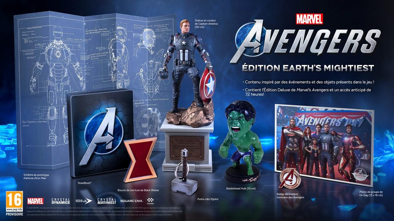 Marvel s Avengers