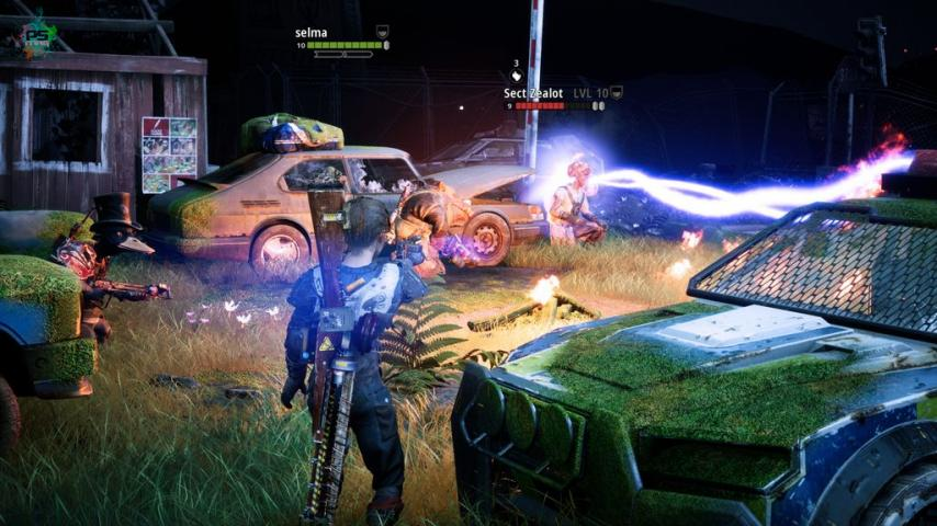 test de Mutant Year Zero: Road to Eden