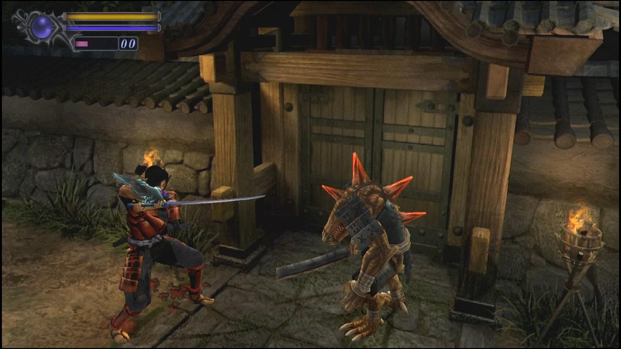 test de Onimusha : Warlords
