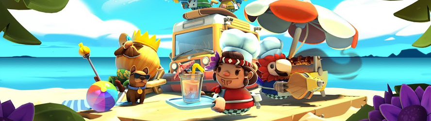 test de Overcooked 2 Surf 'n' Turf
