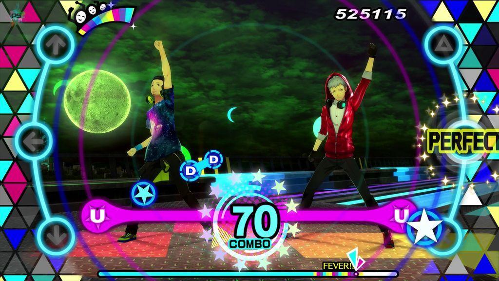 test de Persona Dancing Bundle