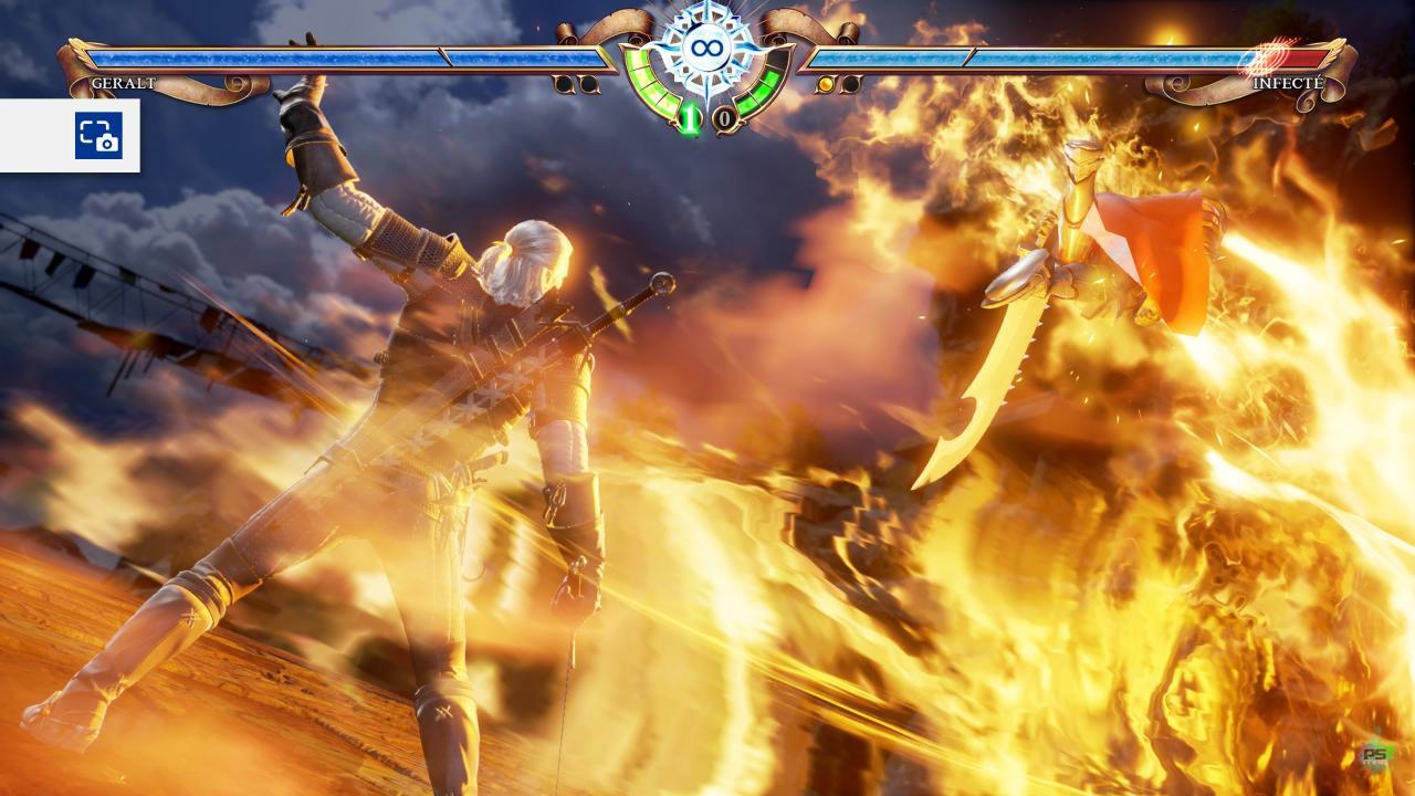 test de Soulcalibur VI
