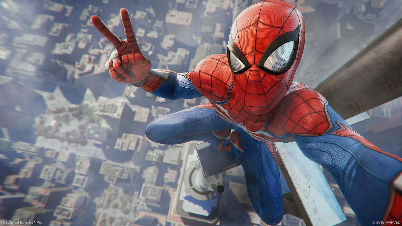 test de Marvel's Spider-Man