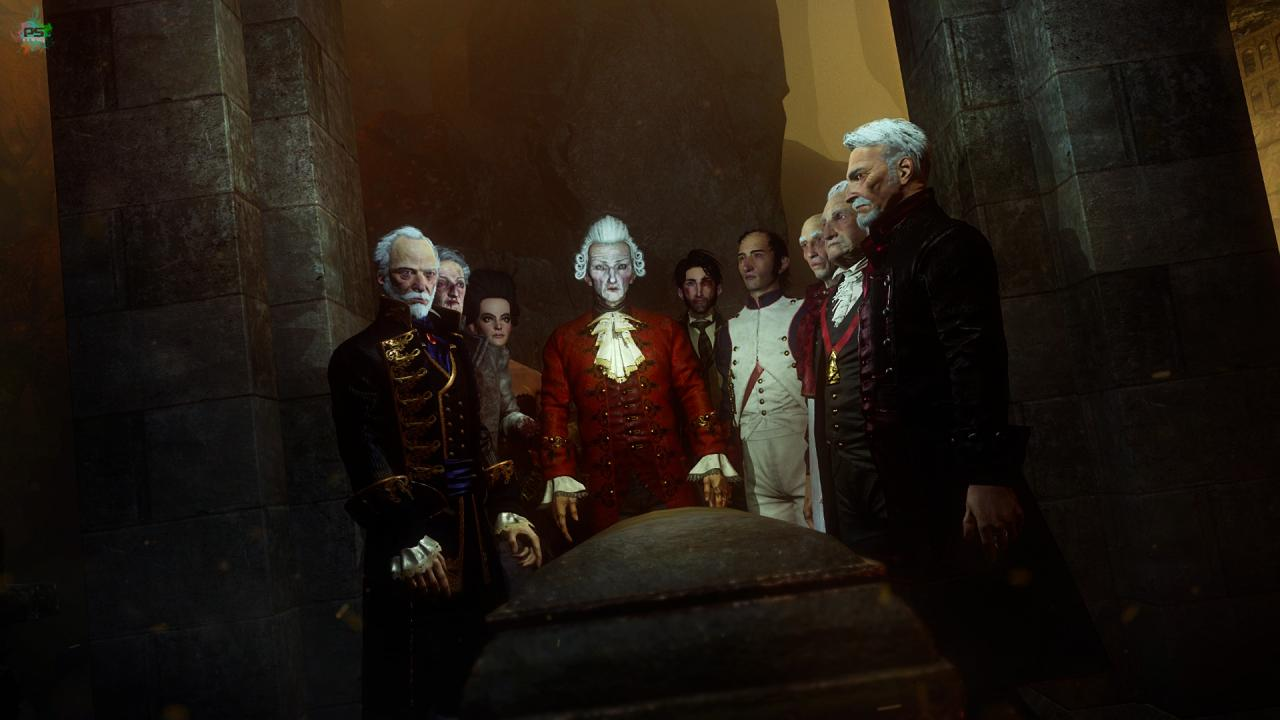 test de The Council - Episode 5: Checkmate