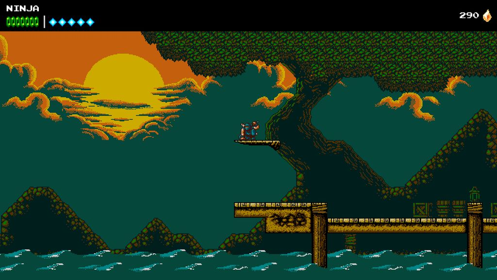 test de The Messenger