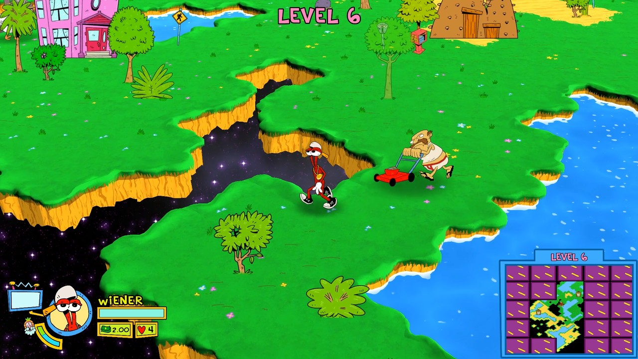 test de ToeJam & Earl: Back in the Groove!