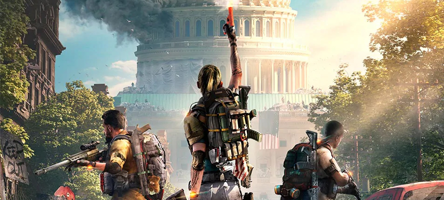 test de Tom Clancy's The Division 2