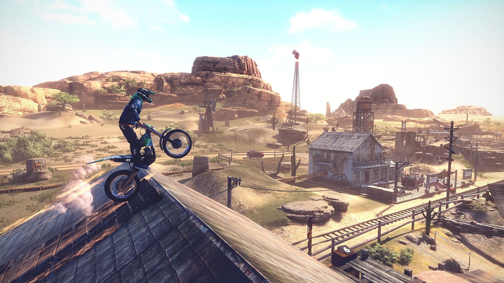 test de Trials Rising