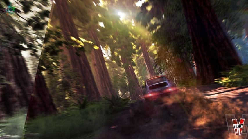 test de V-Rally 4
