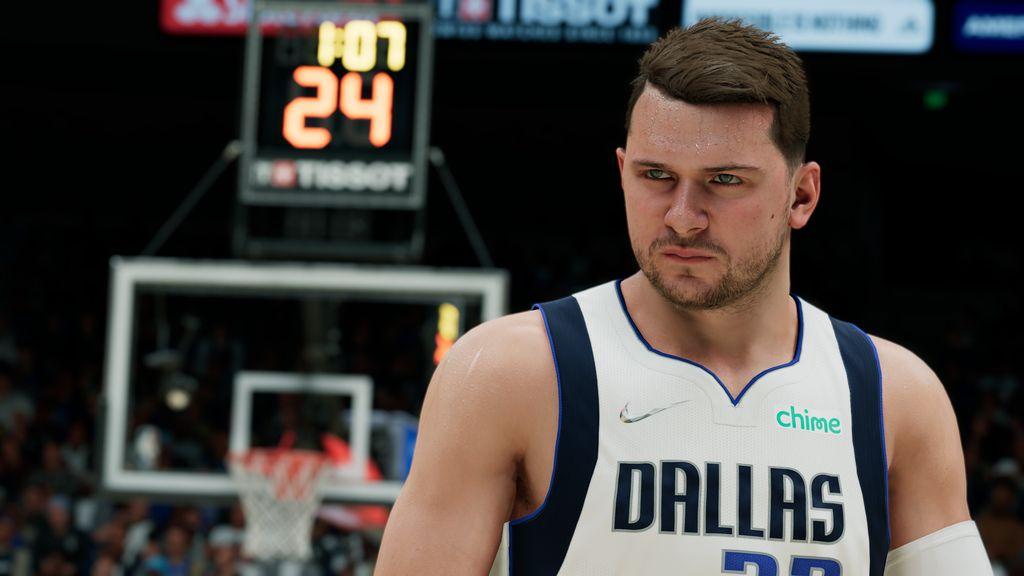 NBA 2K screenshot 3